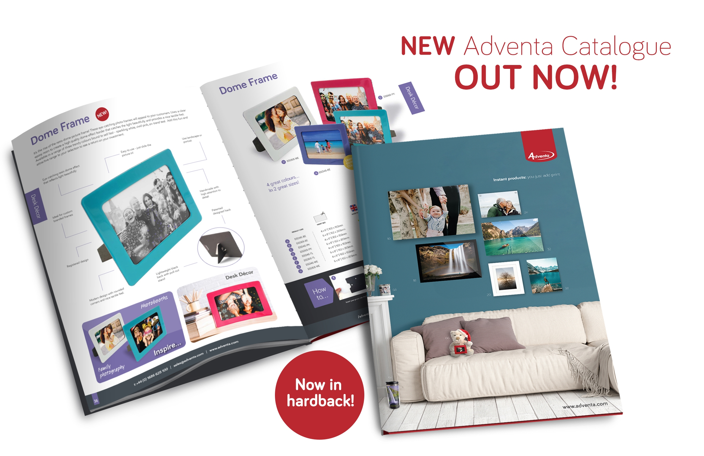 view our catalogs product range
