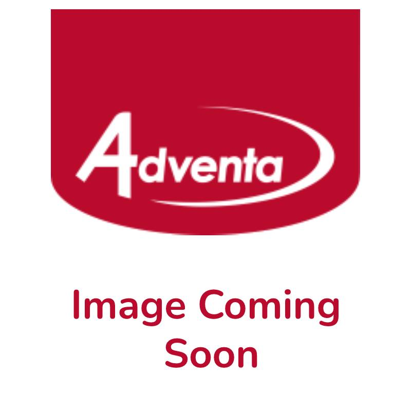 Square Keyring Clear | 500 Pack | Adventa