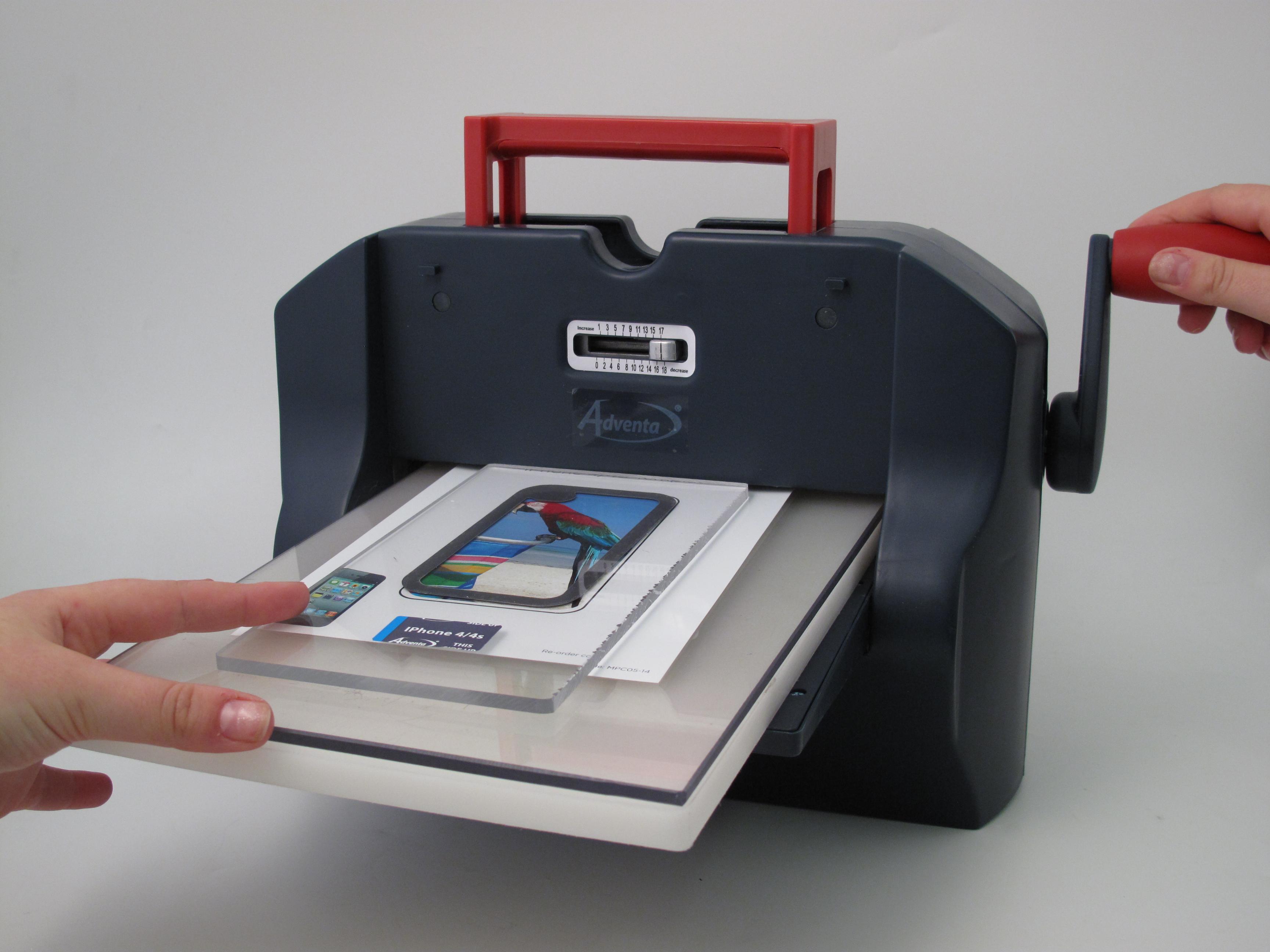 Multi-Cut Machine - Photo Cutter Machine
