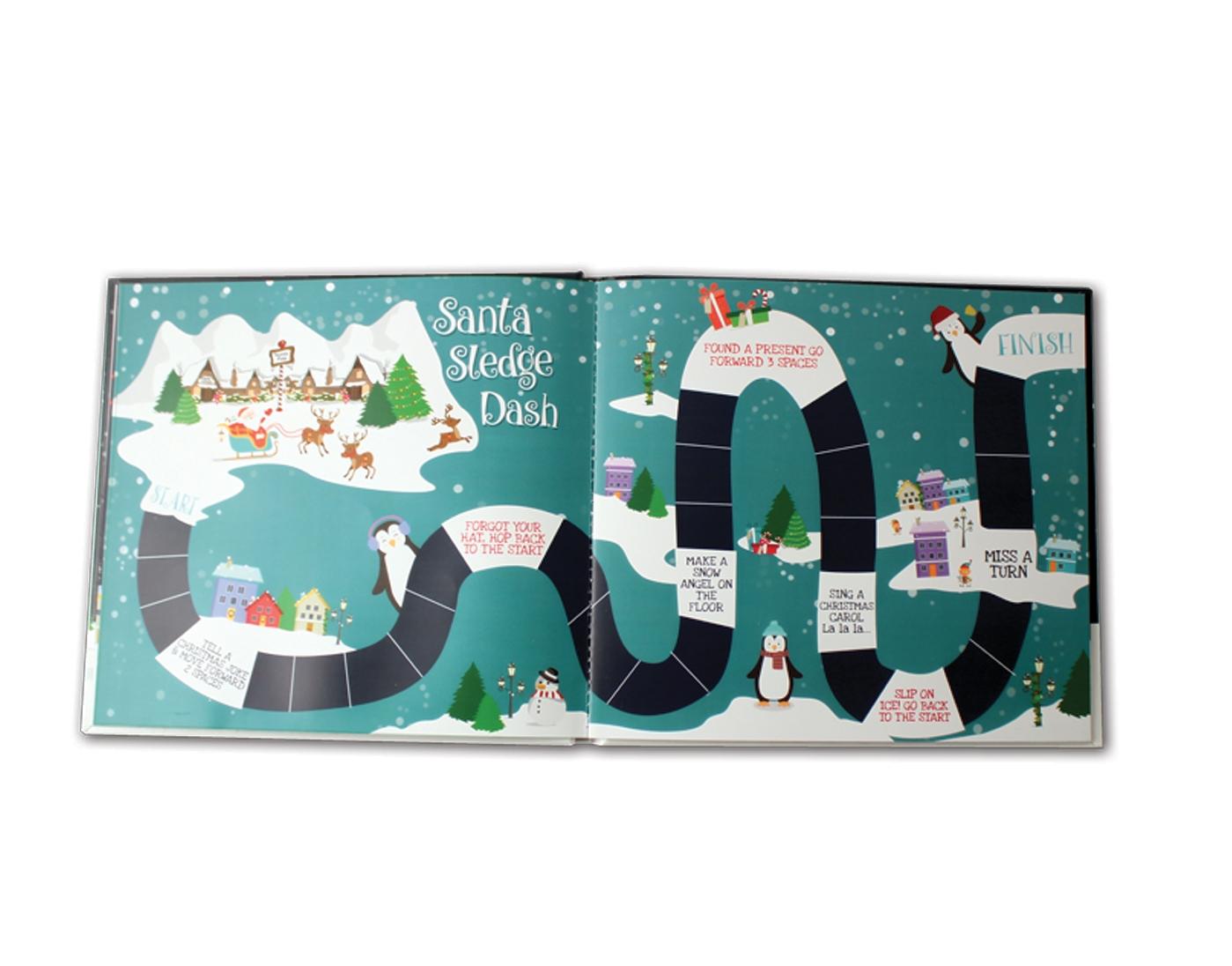 Christmas Photo Book gift - Photo Page