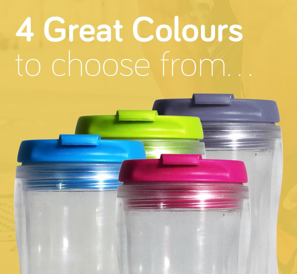 Active Sports Mug - 4 Colours
