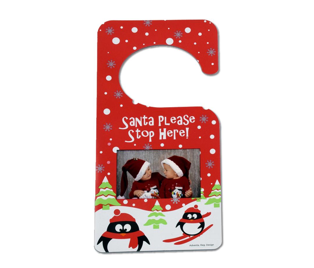Adventa Christmas Door Hanger
