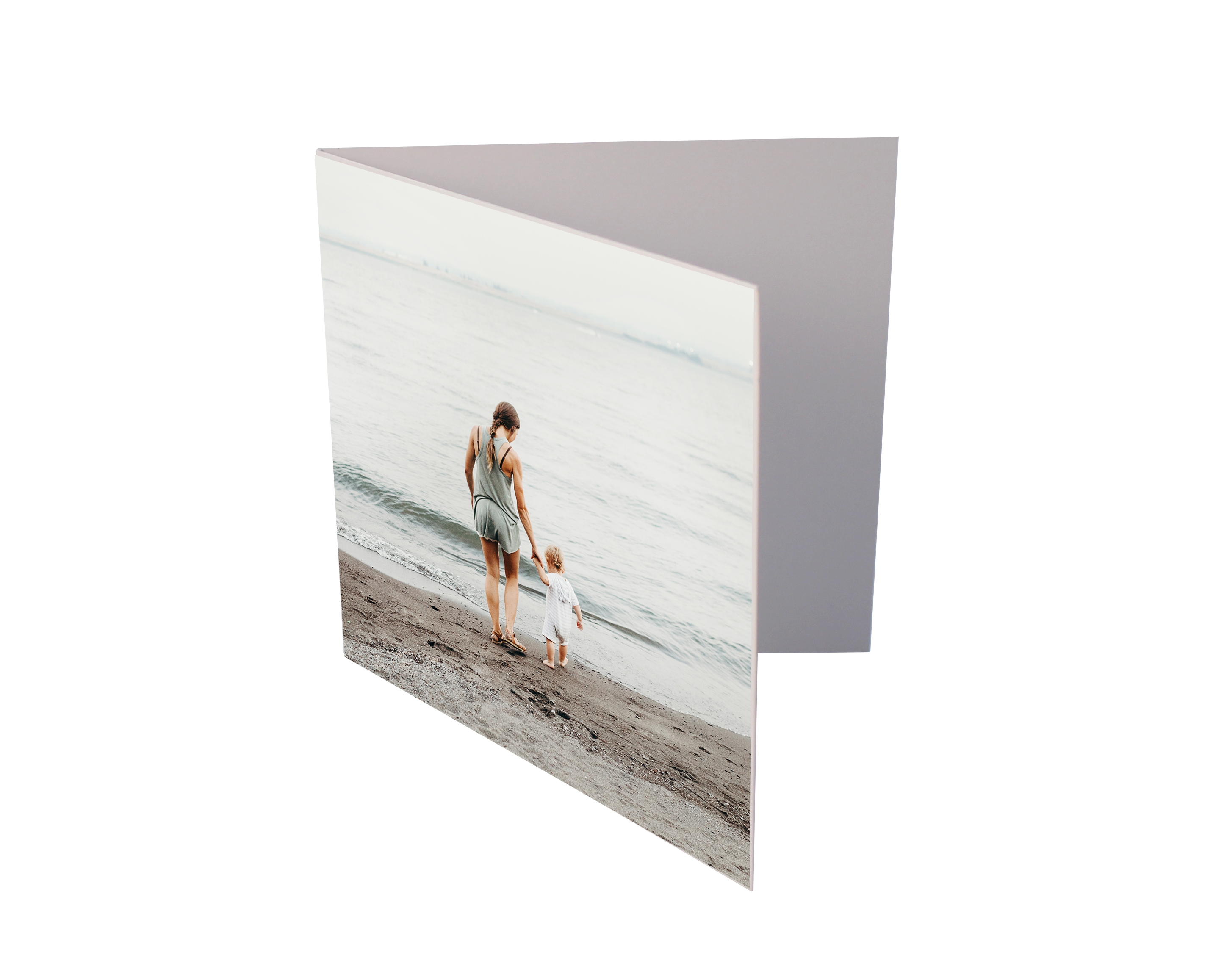 Photo Greeting Cards - Just peel & stick