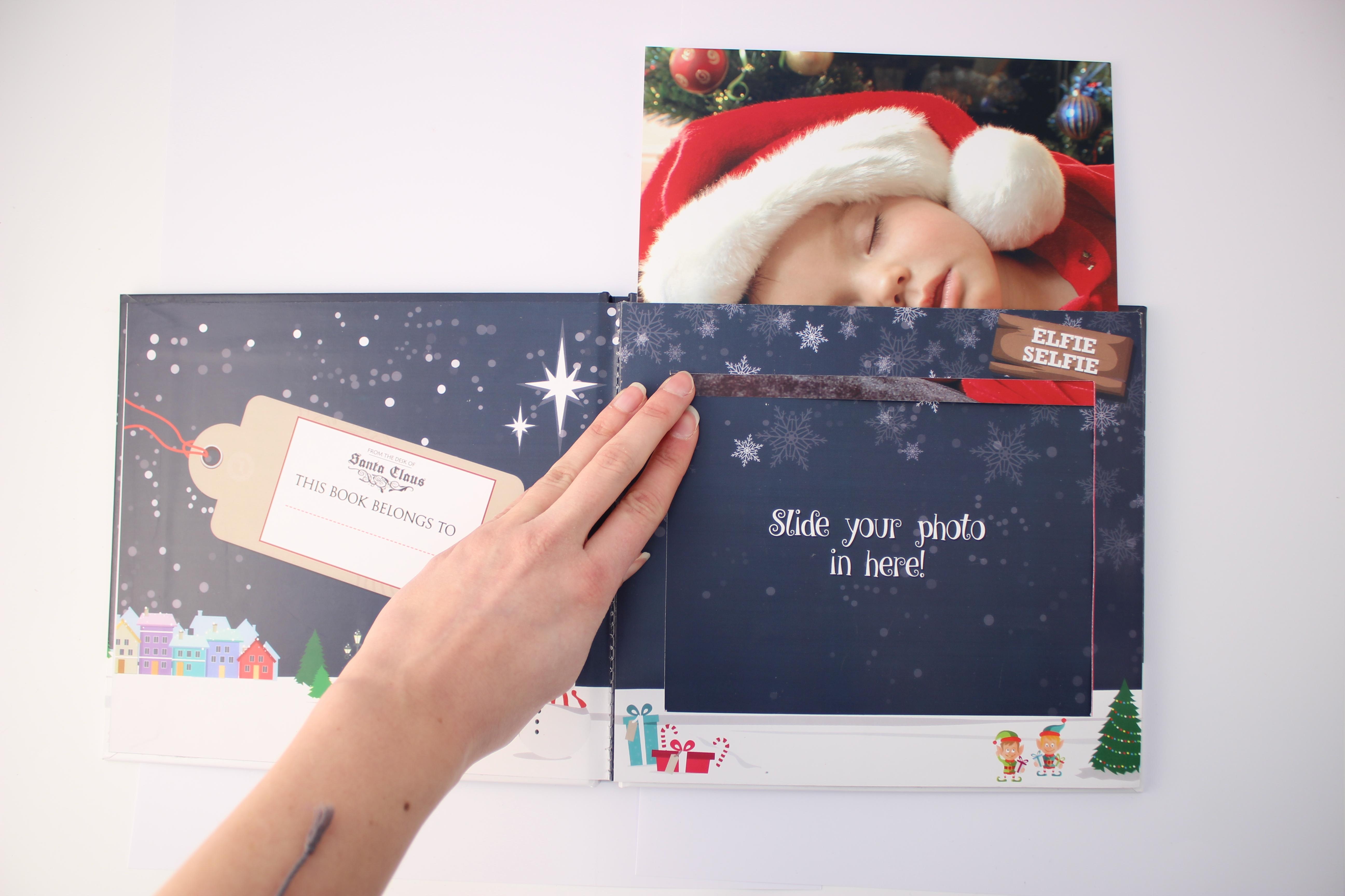 My Santa Story Book - Photobook - Slide in Photo