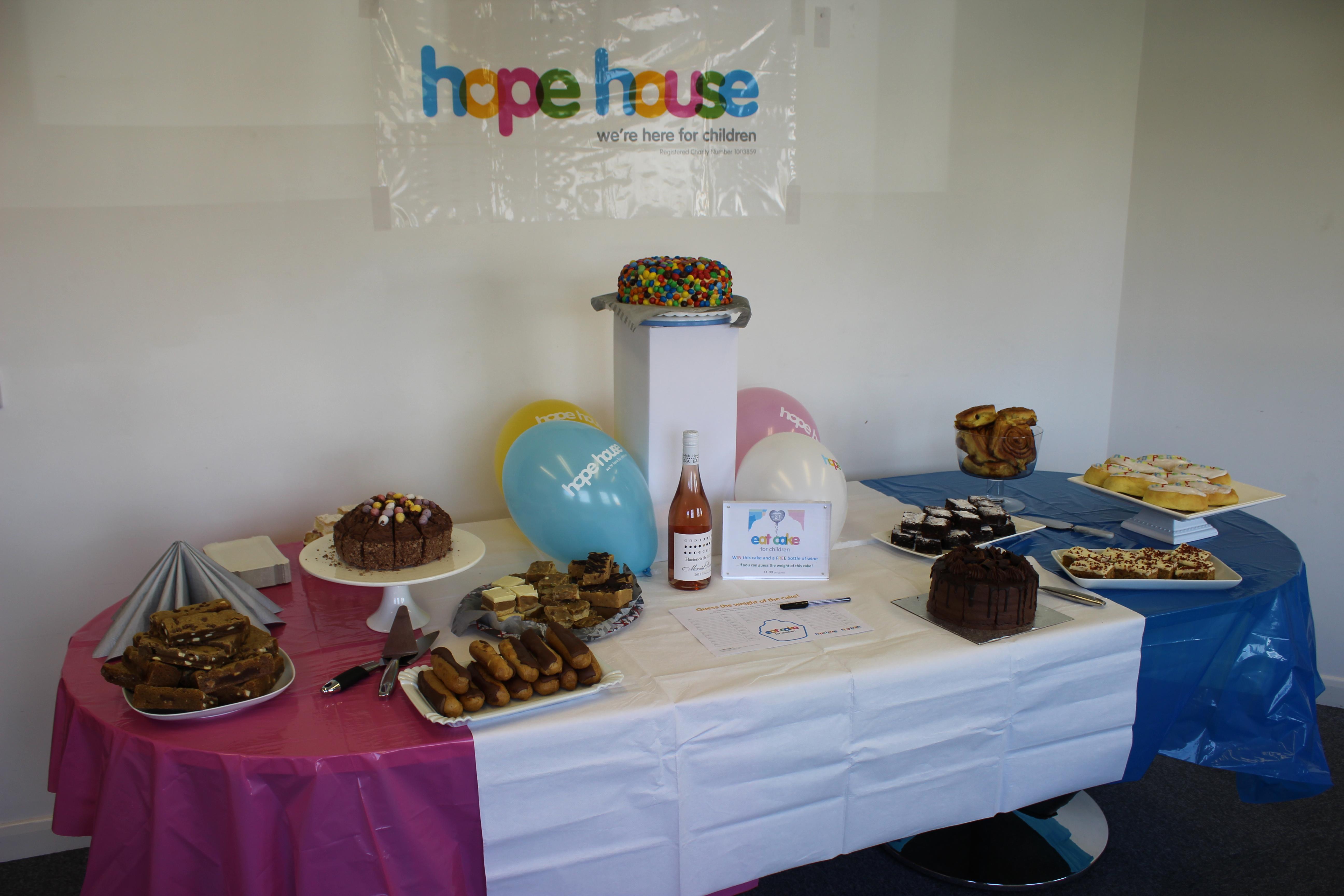 Adventa's Eat Cake For Children Day