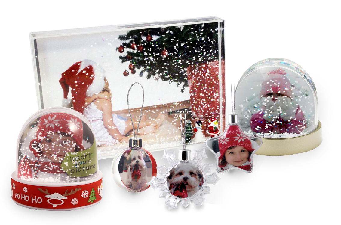 Adventa Blank Christmas Decoration Range Bulk
