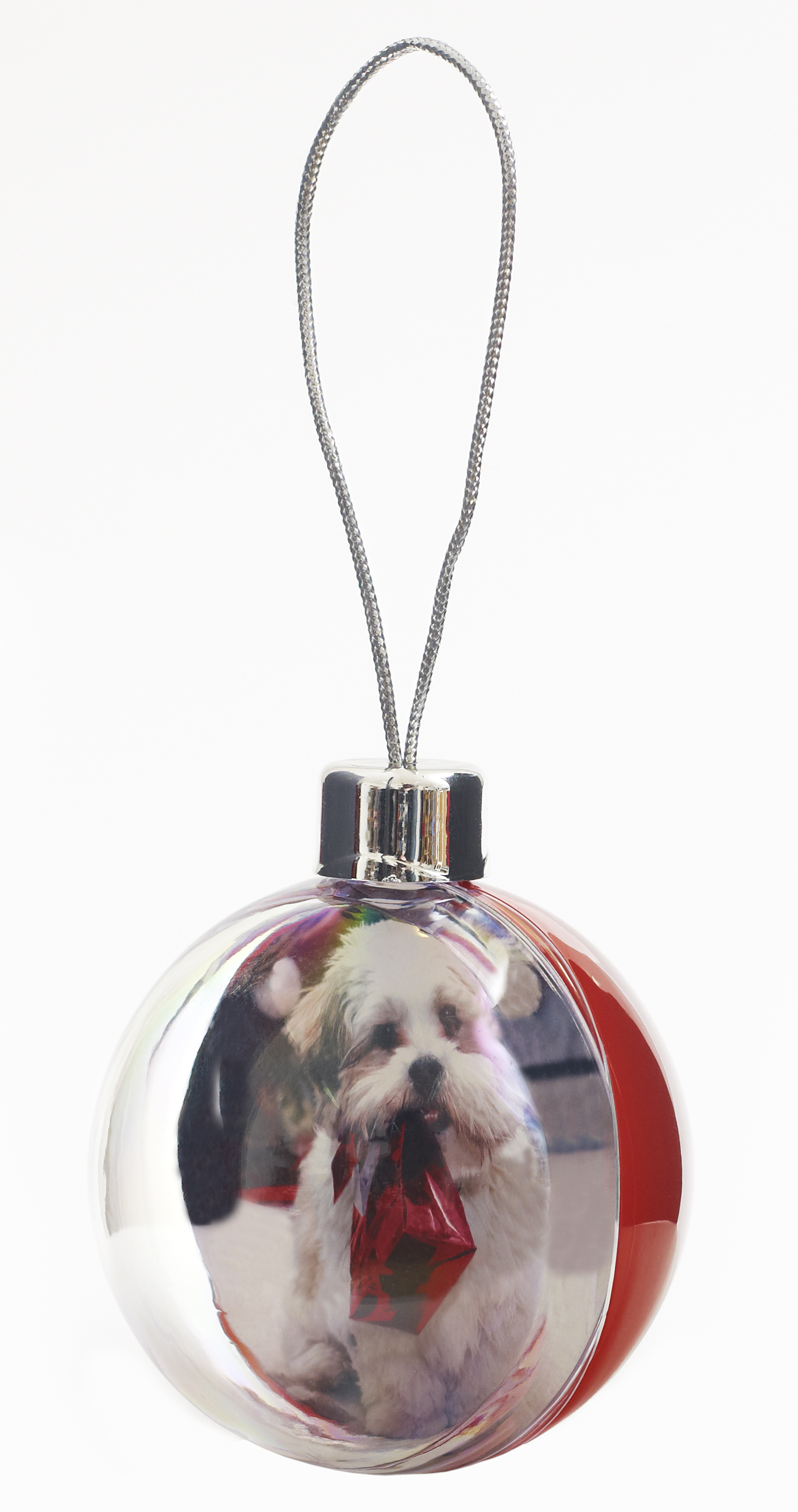 Adventa Red Bauble